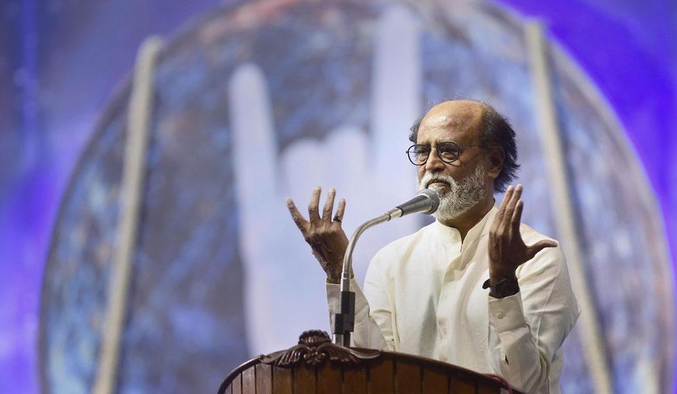 நெருக்கடிக்குள் சிக்கிக்கொண்ட சூப்பர்ஸ்டார்  கலைந்து போகும் அரசியல் கனவு.