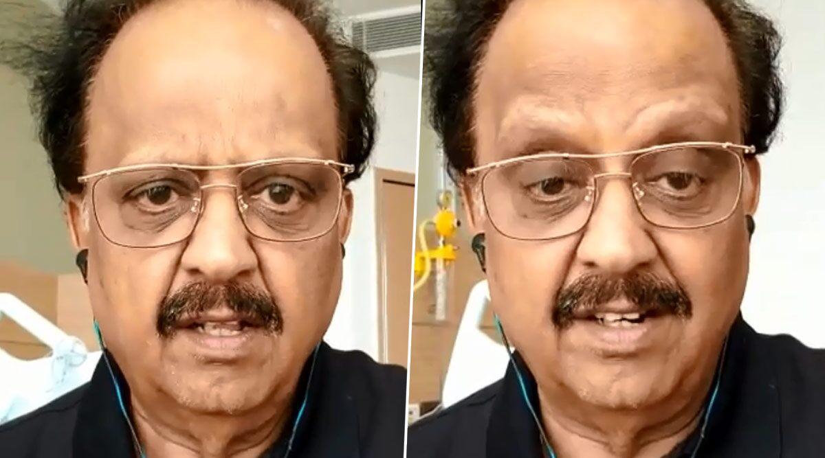 பாடகர் எஸ்.பி.பாலசுப்ரமணியத்துக்கு கொரோனா தொற்று !!