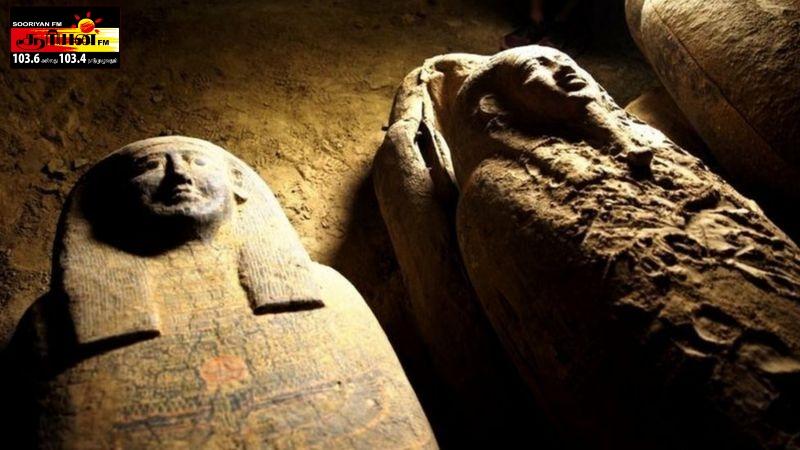 2,500 ஆண்டுகளுக்கு முந்தைய ஈமப்பேழைகள் கண்டுபிடிப்பு