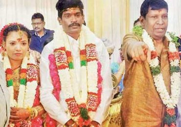 நடிகர் வடிவேலுவின் மகனை திருமணம் செய்துள்ள பெண் இவர்தான்