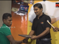 Sooriyan Valampuri winners received their laptops