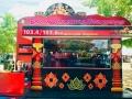மட்டக்களப்பு களுதாவளை அருள்மிகு சுயம்புலிங்க பிள்ளையார் ஆலயத்தில் அமைக்கப்பட்ட  சூரியனின் சிறப்பு கலையகம்