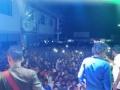 லுணுகலையில் ரசிகர்களால் நிரம்பிய சூரியனின் இசை நிகழ்ச்சி